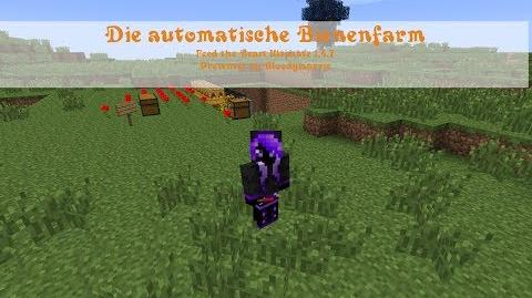 Minecraft FTB Bienenfarm Tutorial 1 (German Deutsch)-0