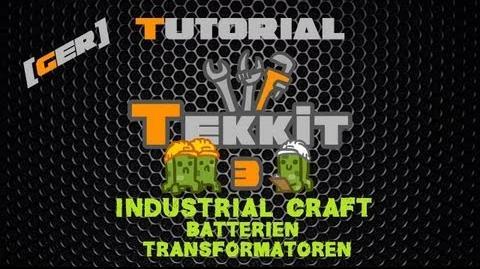 Minecraft Tekkit Classic Tutorial DE HD - Batterien und Transformatoren