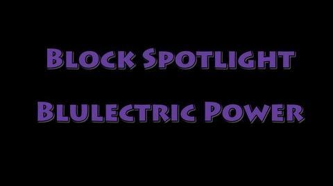 Block Spotlight - Blulectric Power