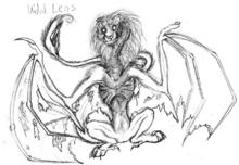 Felisfire concept art leos by delve-d58hysp