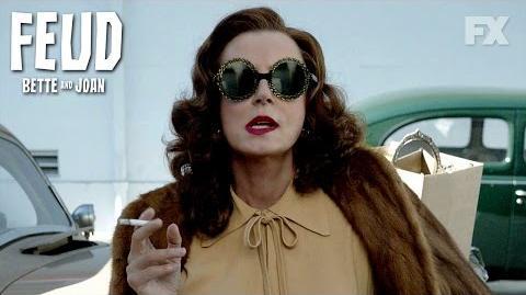 Critics' Darling FEUD Bette and Joan FX