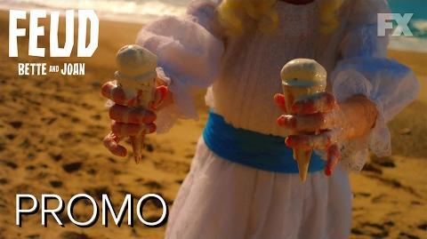 Beach Blonde FEUD Bette and Joan Season 1 Promo FX