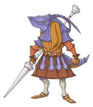 Bangaa Dragoon