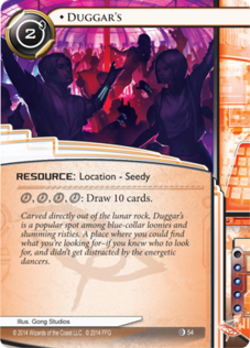 Duggar's-First-Contact-Android-Netrunner-Spoiler