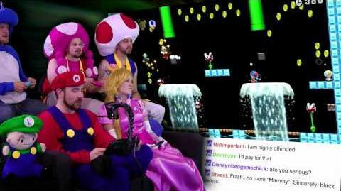 VGA Highlight - Two Dummies too far - New Super Mario Bros. U
