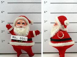 Wanted- Santa Claus