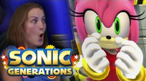 JACKASS Plays Sonic Generations!