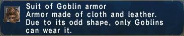 Goblin-Armor
