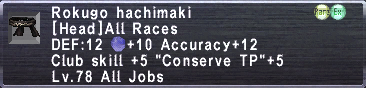 Rokugo Hachimaki