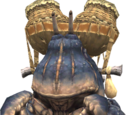 Basket-burdened Crab (MON)
