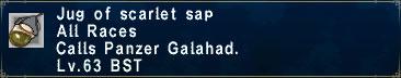 Scarlet Sap