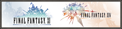 Play Both FINAL FANTASY XI and FINAL FANTASY XIV, Receive Perks! (08-17-2010)