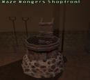 Maze Mongers Shopfront