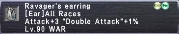 RavagersEarring