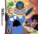 Foster's Home for Imaginary Friends Imagination Invaders (NDS box art-edited)