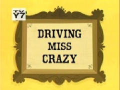 Title card - Driving Miss Crazy