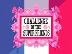 Challenge of the Super Friends title card