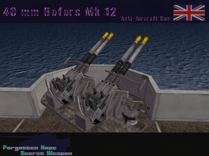Bofors Mk 12