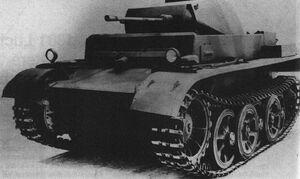 Panzer Ii Ausf M