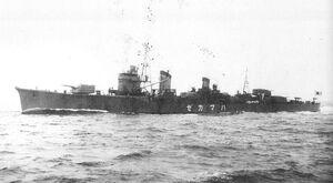 IJN Hamakaze (kagero class)