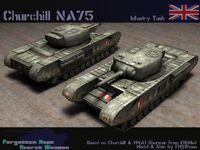 Churchill NA75