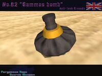 No.82 Gammon bomb