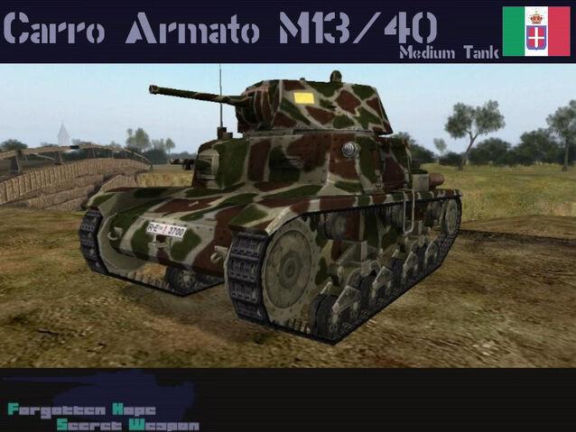 File:Carro Armato M1340.jpg