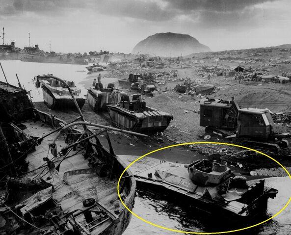 File:LVTs on Iwo Jima.jpg