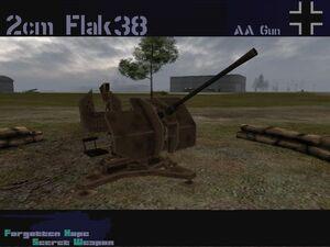 2cm Flak 38