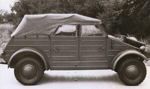 VW Type 82 Kübelwagen