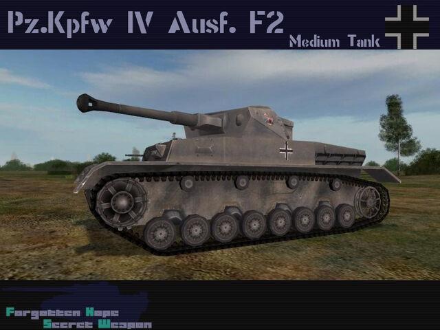 File:Panzer IV Ausf. F2.jpg