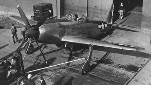 Republic XP-72