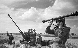 37 mm AA gun M1939 - 61-K