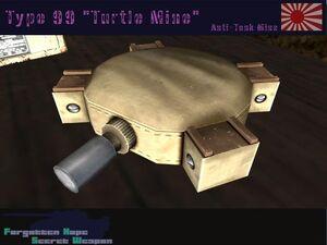 Type 99 Turtle Mine