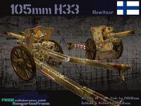 105mm H33