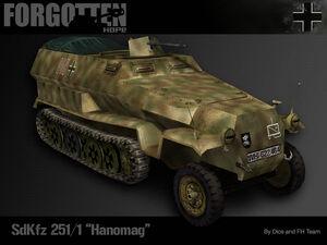Sd.Kfz. 251 1