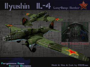 Ilyushin IL-4