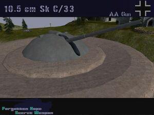 10.5 cm Sk-C 33