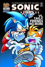 Sonic vs Tails