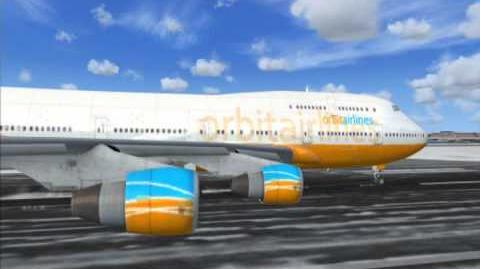 Fsx Orbit Airlines Promotion