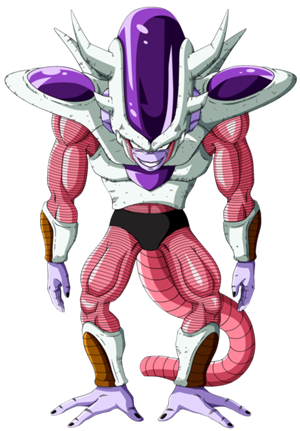 Frieza 3rd Form Dragon Ball Z