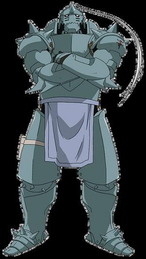 Alphonse Elric Fullmetal Alchemist