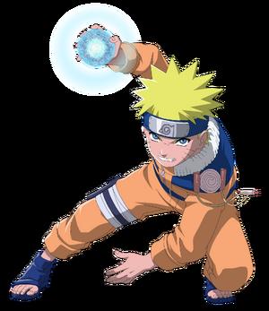Rasengan Naruto