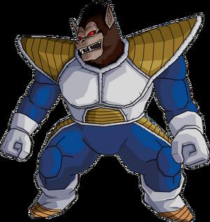 Oozaru Vegeta Dragon Ball Z