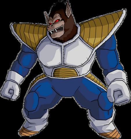 File:Oozaru Vegeta Dragon Ball Z.png