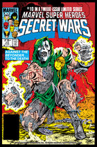 Secret Wars Cover Issue 10