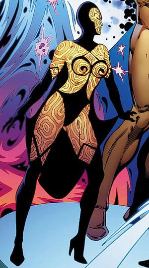 Infinity Earth-4321 Marvel Comics