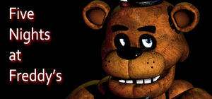 Five Nights At Freddys Cover
