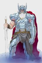 Old King Thor Marvel Comics