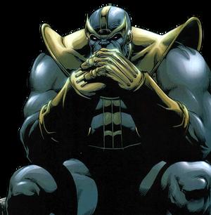 Thanos Earth-4123 Marvel Comics